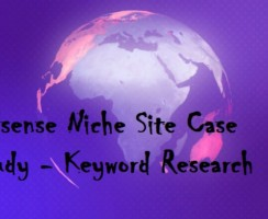 Adsense Niche Site Case Study 2019 (Link building and Ranking)
